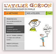 site atelier gordon